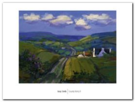 County Kerry II plakat obraz 80x60cm