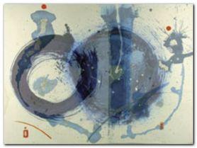 Zen Composition II plakat obraz 80x60cm
