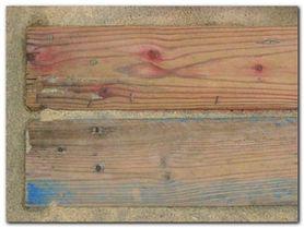 Driftwood plakat obraz 80x60cm