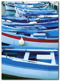 Boats plakat obraz 60x80cm