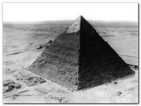 Great Pyramid Of Gizeh plakat obraz 80x60cm