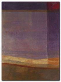Abstracted Landscape 1 plakat obraz 60x80cm