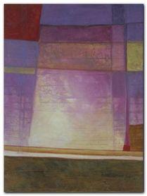 Abstracted Landscape 2 plakat obraz 60x80cm