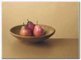 Still Life With Pears plakat obraz 80x60cm