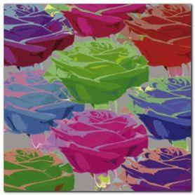 Rose Composition 1 plakat obraz 50x50cm