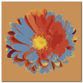 Flower 4 plakat obraz 50x50cm