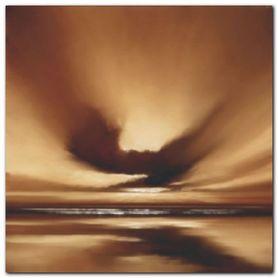 Coastal Calm plakat obraz 50x50cm