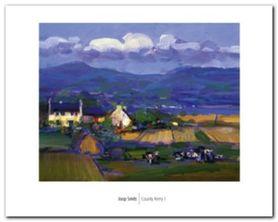 County Kerry I plakat obraz 50x40cm
