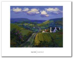 County Kerry II plakat obraz 50x40cm