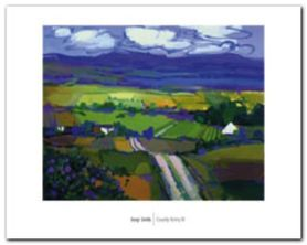 County Kerry III plakat obraz 50x40cm
