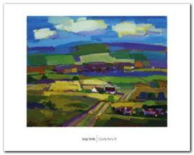 County Kerry IV plakat obraz 50x40cm