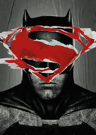 BATMAN VS SUPERMAN plakat 61x85cm