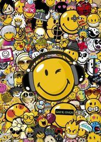 SMILEY plakat 61x85cm