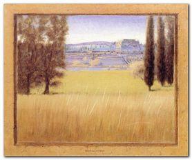 Frascati plakat obraz 60x50cm