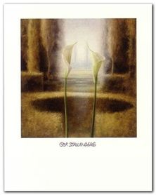 Mystic Garden III plakat obraz 40x50cm