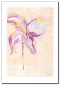 Iris I plakat obraz 70x100cm