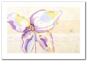 Iris II plakat obraz 100x70cm
