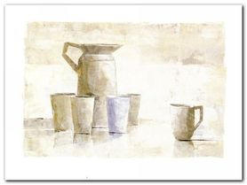 The Mug plakat obraz 80x60cm