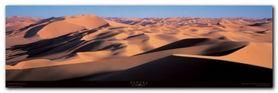 Sahara plakat obraz 95x33cm