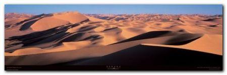 Sahara plakat obraz 95x33cm (1)