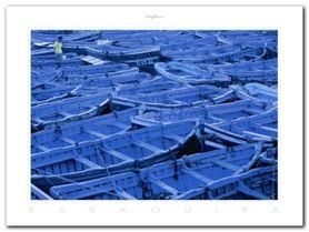 Essaouira plakat obraz 80x60cm