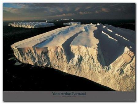 Iceberg plakat obraz 80x60cm (1)