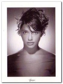 Emma De Caunes plakat obraz 60x80cm