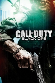 CALL OF DUTY BLACK OPS plakat 61x91cm