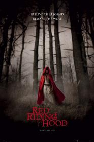 RED RIDING HOOD plakat 61x91cm