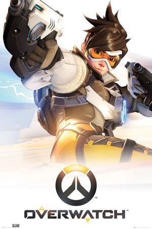 OVERWATCH KEY ART plakat 61x91cm (1)