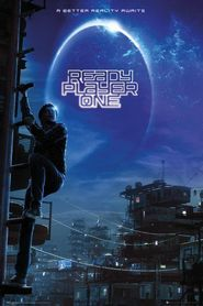 READY PLAYER ONE plakat 61x91cm