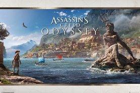 ASSASSINS CREED ODYSSEY plakat 91x61cm