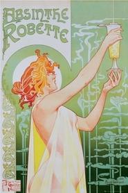 ABSINTHE ROBETTE plakat 61x91cm