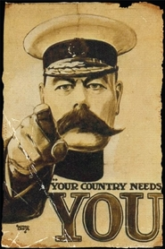 LORD KITCHENER plakat 61x91cm