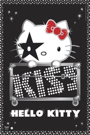 HELLO KITTY KISS plakat 61x91cm