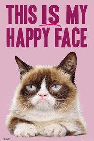 GRUMPY CAT plakat 61x91cm