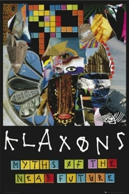 KLAXONS - MYTHS plakat 61x91cm