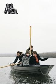 ARCTIC MONKEYS BOAT plakat 61x91cm