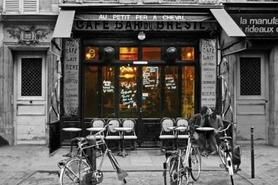 CAFE BAR DU-BRESIL plakat 91x61cm