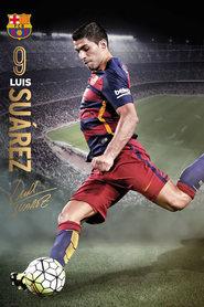 LUIS SUAREZ plakat 61x91cm