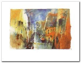 Rio Del Megio plakat obraz 71x56cm