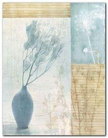 Robin's Egg & Lace II plakat obraz 56x71cm