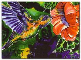 Call Of Nature plakat obraz 80x60cm
