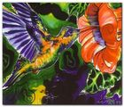Call Of Nature plakat obraz 70x60cm (1)
