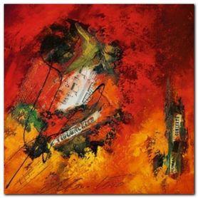 Cello Concerto, 2006 plakat obraz 70x70cm