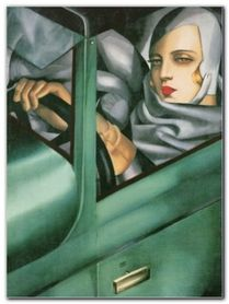 Autoportrait plakat obraz 60x80cm