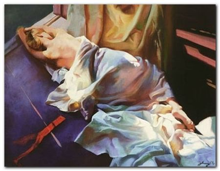 Day Dream plakat obraz 90x70cm (1)