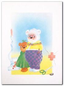 Funy I plakat obraz 30x40cm