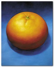 Orange plakat obraz 40x50cm