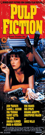 PULP FICTION plakat 53x158cm